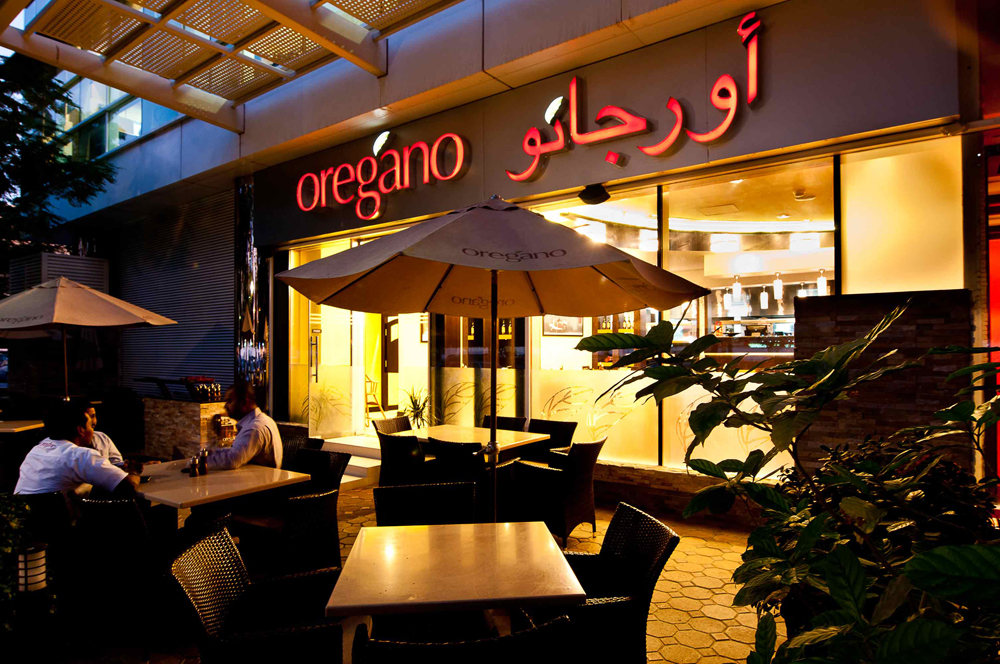 News - Oreganos Emaar branch reopened
