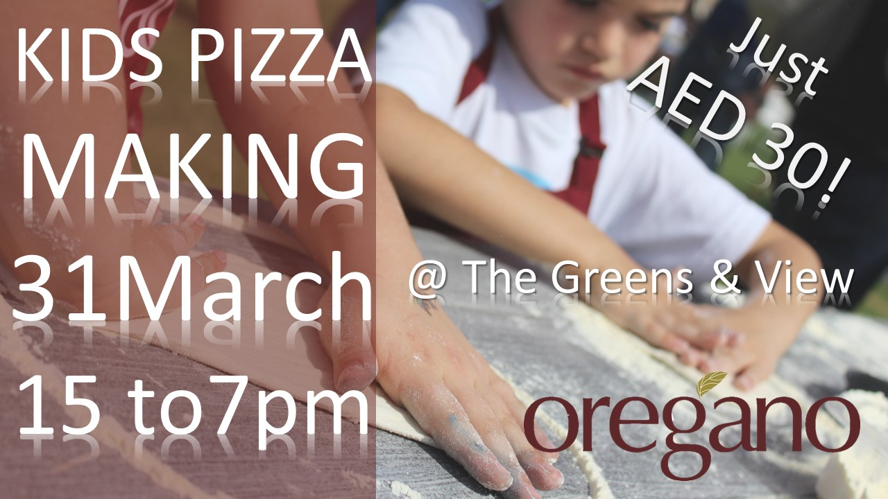 the greens31march pizza making